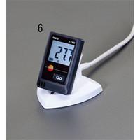 エスコ(esco) 温湿度データロガー(USBタイプソフト付) 1個 EA742GC-6 (直送品)