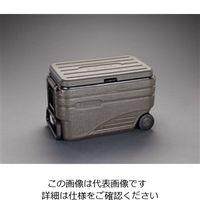 エスコ(esco) 630x358x383mm/47Lクーラーボックス(OD色) 1個 EA917AM-47 (直送品)