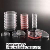 サンプラテック 細胞培養用ディッシュ TCDー100N 20枚×15袋 26502 1箱 (直送品)