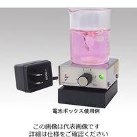 池田理化 ミニスターラー交換用電池ボックス IS-001 1個 1-976-11 (直送品)