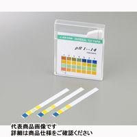 アズワン pH試験紙 スティック pH0.5-5.0 1箱(100枚) 1-1267-03 (直送品)