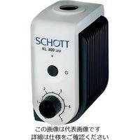 SCHOTT(ショット) ファイバ照明LED光源 本体 KL300LED 1個 2-2850-21 (直送品)