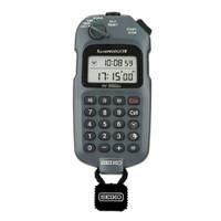 SEIKO(セイコーウオッチ) 音楽・放送用ストップウォッチ サウンドプロデューサー SVAX001 1個 (直送品)