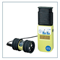 新コスモス電機 酸素・硫化水素濃度計  XOS-326 1台 (直送品)