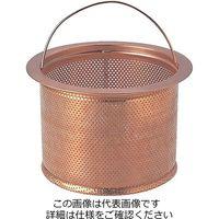 三栄水栓製作所 流し排水栓カゴ 銅製  PH6501AF-2-L 2個  (直送品)