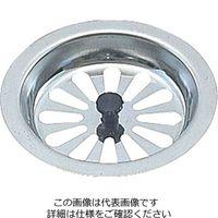 三栄水栓製作所 流し排水栓皿  PH65F-2 40個  (直送品)