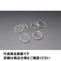 AGCテクノグラス ガラスベースディッシュ 12mm(No.1Sガラス, グリット付) 1ケース20枚入 3922-035 1ケース  (直送品)