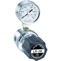ヤマト産業 ヤマト 分析機用ライン圧力調整器 LR-2B L1タイプ LR2BRL1TRC 1台 434-4634 (直送品)