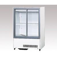 福島工業 冷蔵ショーケース 680×483×645mm MU-120XE 1台 1-4459-06 (直送品)
