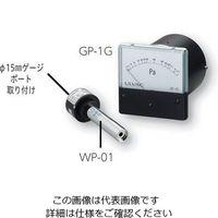 アルバック販売(ULVAC) ピラニ真空計 GP-1G+測定子WP-02 GP-1G/WP-02 1式 2-080-02 (直送品)