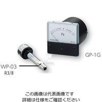 アルバック販売(ULVAC) ピラニ真空計 GP-1G+測定子WP-03 GP-1G/WP-03 1式 2-080-03 (直送品)
