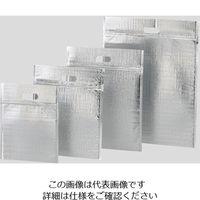 酒井化学工業 チャック付保冷・保温袋(ミナクールパック(R)) ジップ付平袋LL 50枚入 1箱(50枚) 2-8691-04 (直送品)