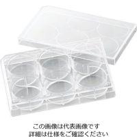アズワン ビオラモ 細胞培養プレート VTC-P6 1箱(50個) 2-8588-01 (直送品)