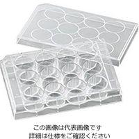 アズワン ビオラモ 細胞培養プレート VTC-P12 1箱(50個) 2-8588-02 (直送品)