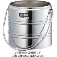 サーモス(THERMOS) ステンレスデュワー瓶(2重構造) D-3001 1個 5-243-12 (直送品)