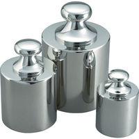 新光電子 ViBRA 円筒分銅 200g F1級 F1CSB-200G 1個 392-3983 (直送品)