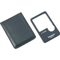 トラスコ中山(TRUSCO) TRUSCO LED付カードルーペ TCPL-45 1個 478-9300 (直送品)