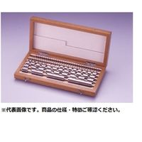 黒田精工 ブロックゲージセット(マイクロ用  BG-M8-0 1セット  (直送品)