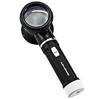 池田レンズ ライト付ルーペ LED  M-88 1個  (直送品)