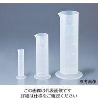 ユラボジャパン PPメスシリンダー(ショートサイズ) 500mL 644941 1セット(5個) 1-1323-05 (直送品)