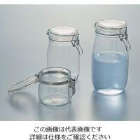 アズワン 保存密閉容器(キーパー) 1.0L KP-1000 1セット(5本) 5-139-02 (直送品)