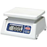 エー・アンド・デイ(A&D) 取引証明用(検定付) デジタルはかり 20kg SK-20Ki 1台 (直送品)