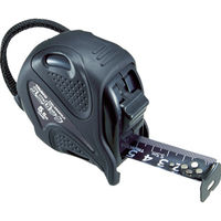 TRUSCO ユニバーサルデザインコンベックス ユニロック 25mm幅5.5m TRC-2555GLK 496-0092 (直送品)