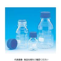 東京硝子器械 TGK ねじ口びん青キャップ付 1L 371052006 1個 296-9327 (直送品)
