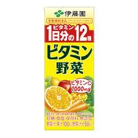 伊藤園 ビタミン野菜(紙パック) 200ml 1セット(48本:24本入×2箱)