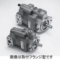 不二越(NACHI) 油圧ポンプ 可変ピストンポンプ PVSシリーズ PVS-1A-16N1-12 1台 (直送品)