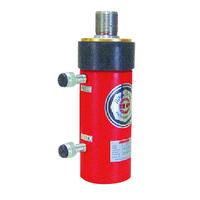 理研機器(RIKEN) 油圧ポンプ インチねじ複動シリンダ Dシリーズ D2-500S D2-500S 1個 (直送品)