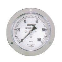 理研機器(RIKEN) 普通型圧力計 DS100-100M DS100-100M 1個 (直送品)