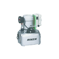 理研機器(RIKEN) 油圧ポンプ 二段吐出型電動ポンプ EMP-5SL EMP-5SL 1個 (直送品)