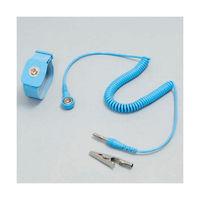 カスタム 防静電リストストラップ AS-105-6 1セット (直送品)