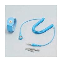 カスタム 防静電リストストラップ AS-104-6 1セット (直送品)