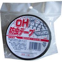 コンパル OH防虫テープ 30mm×90m 73663 (直送品)