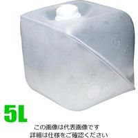 積水成型工業(SEKISUI) ステリテナープラス(滅菌容器) 5L 個別包装 3-8675-01 1セット(10枚) (直送品)