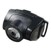 イチネンミツトモ LEDヘッドライト 下方45°角度調整機能付き BHL-L02D 1個 3-9203-02 (直送品)