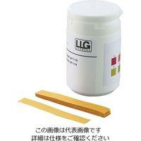 アズワン pH試験紙(カットタイプ) pH1〜14 100枚入 3-9254-01 1箱(100枚) (直送品)