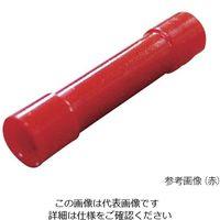 ニチフ端子工業 銅線用絶縁被覆付圧着スリーブ(突き合せ用・B形) 赤 10個入 HC TMV-B-1.25 1パック(10個) 3-9644-01 (直送品)