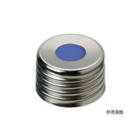 アズワン ヘッドスペースバイアル LLG Labware用キャップ 100個入 18031309 1袋(100個) 3-9519-12 (直送品)