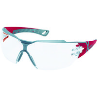 UVEX(ウベックス) UVEX 一眼型保護メガネ ウベックス フィオス cx2 9198258 1個 114-5176 (直送品)