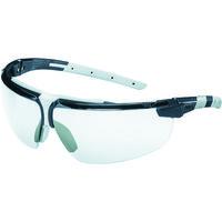 UVEX(ウベックス) UVEX 二眼型保護メガネ ウベックス アイスリー s 9190020 1個 114-5471 (直送品)