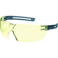 UVEX(ウベックス) UVEX 一眼型保護メガネ ウベックス エックスフィット 9199286 1個 114-5181 (直送品)