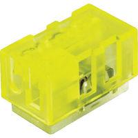 ニチフ端子工業 ニチフ 圧接形終端コネクタ NDE 0512 NDE-0512 1パック(30個) 114-2142 (直送品)