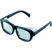 トーヨーセフティ 老眼用レンズ付き防じんメガネ +2.5(スペクタクル型) NO.1352-2.5 117-8354 (直送品)