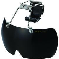 トーヨーセフティー(TOYO SAFETY) トーヨーセフティ 帽子取付用メガネ 電気用 NO.1400B 1個 853-7140 (直送品)