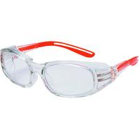 理研オプテック リケン 二眼型保護メガネ RSX-3 VF-P OR 1個 135-1441 (直送品)