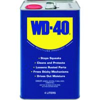エステー 超浸透性防錆剤WD40MUP4L ST90984 1個 125-8492 (直送品)