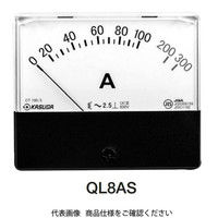 春日電機 パネル用計器(正方形、長方形タイプ) QLシリーズ QL8ASK4005 QL 8 ASK 4005 1台 (直送品)